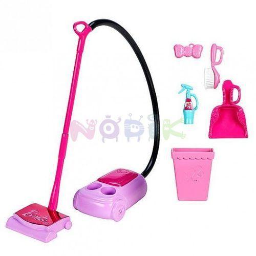 Akcesoria do domku Mattel (do sprzątania), Barbie