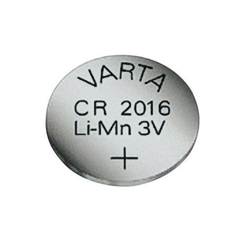 Bateria Pastylka Varta CR2016 Litowa 3V, cr2016