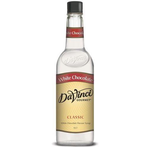 Syrop barmański biała czekolada marki Davinci
