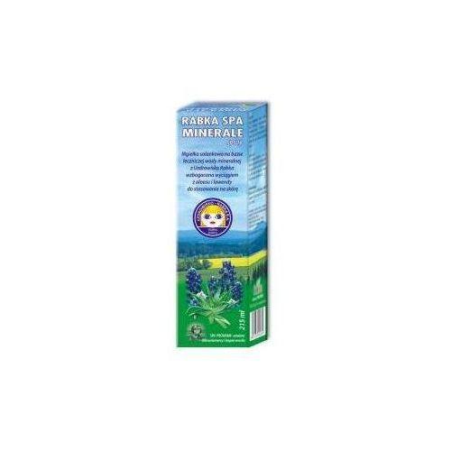 Spray Rabka Spa Minerale Spray 215ml