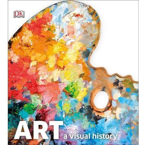 Art A Visual History (9780241186107)
