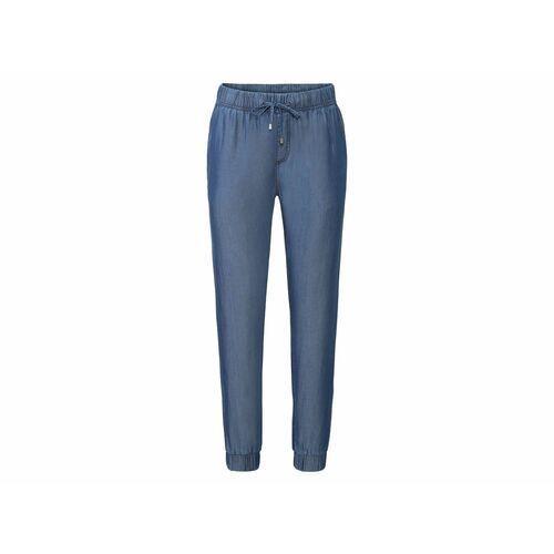 spodnie damskie z lyocellu, 1 para, Esmara®