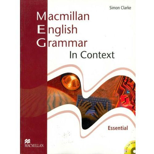 Macmillan English Grammar in Context Essential + CD (bez klucza), Macmillan