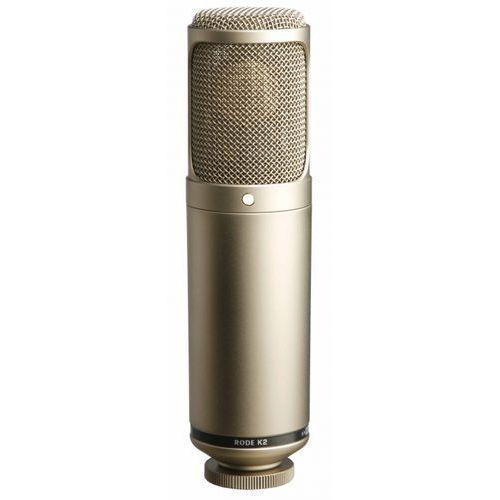 k2 lampowy mikrofon pojemnościowy marki Rode