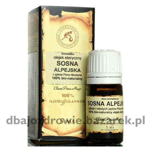 Aromatika Olejek z sosny alpejskiej, sosnowy, 100% naturalny 10 ml