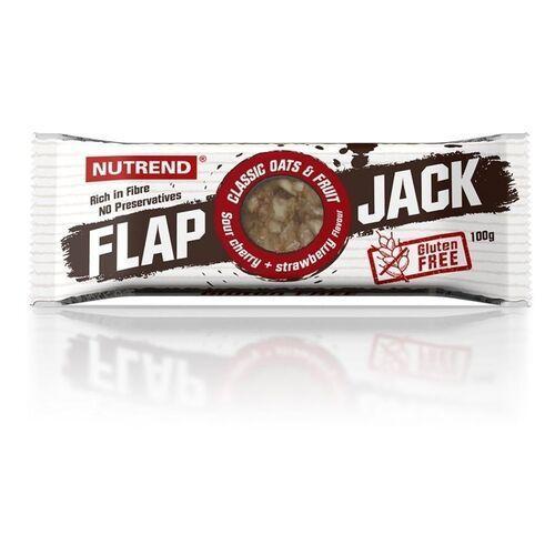 Nutrend flapjack bar 100 g