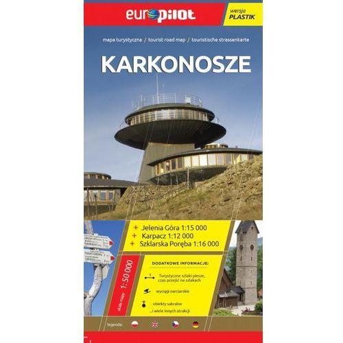 Europilot Karkonosze skala 1:50 000 mapa turystyczna laminowana (9788374758192)