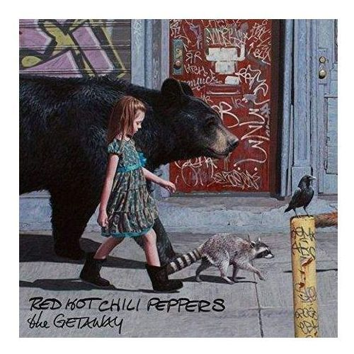 Warner music Red hot chili peppers - the getaway (0093624920151)