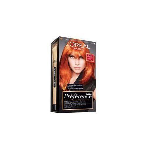 Feria Preference farba do włosów P78 Pure Paprika bardzo intensywna miedź, L'Oreal Paris