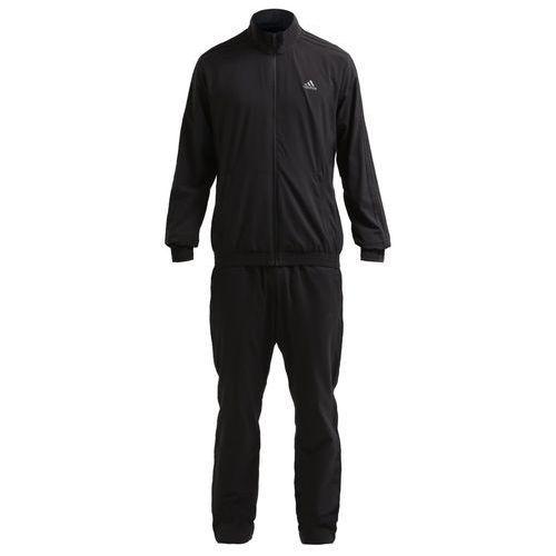 adidas Performance ESSENTIALS Dres black - produkt z kategorii- dresy męskie komplety