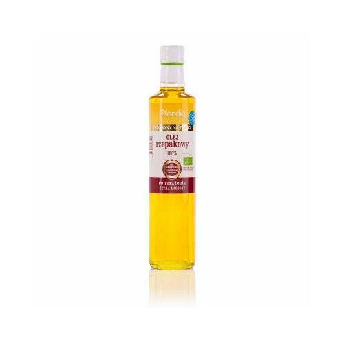 BIO olej rzepakowy do smażenia 500 ml 1 szt., OLR5