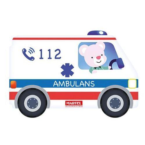 Wykrojnik - Ambulans, oprawa kartonowa