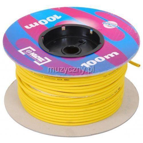 my206 kabel mikrofonowy, żółty marki Klotz
