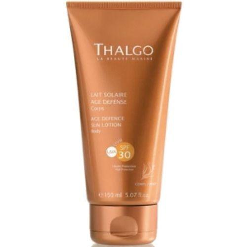 Thalgo AGE DEFENCE SUN LOTION SPF30 Przeciwzmarszczkowe mleczko do opalania SPF 30 (VT15033)