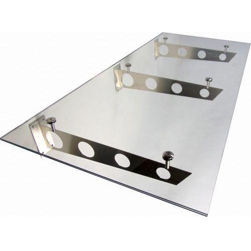 Daszek Zadaszenie Szklane Drzwi 200 x 90 II