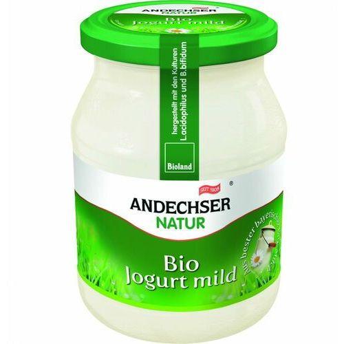 Jogurt naturalny 3,7% BIO 500 g Andechser Natur