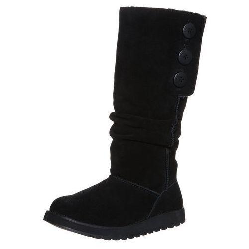 Skechers KEEPSAKES Śniegowce black