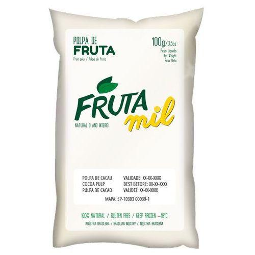 Frutamil comércio de frutas e sucos ltda Kakao naturalny miąższ (puree owocowe, sok z miąższem) bez cukru