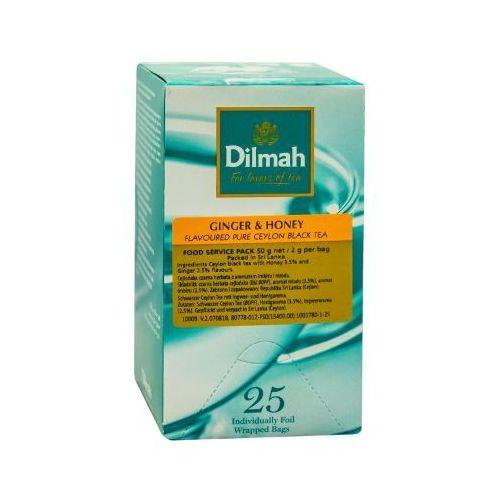 Dilmah ginger&honey 25 torebek (9312631853001)