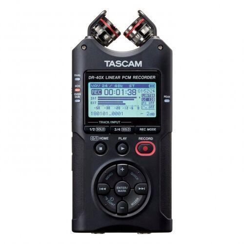 dr 40x rejestrator cyfrowy marki Tascam