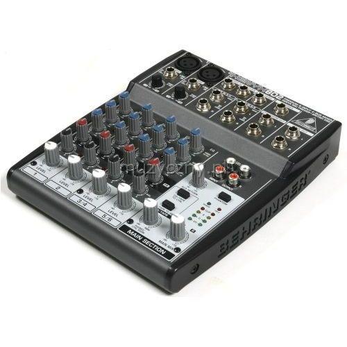 Behringer xenyx 802 mikser