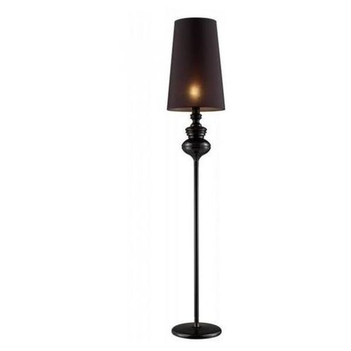 Azzardo Lampa podłogowa baroco black (5901238400639)