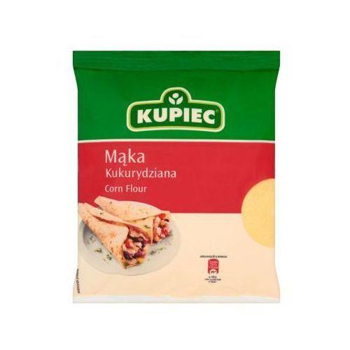 Mąka kukurydziana 400 g Kupiec (5902172000381)