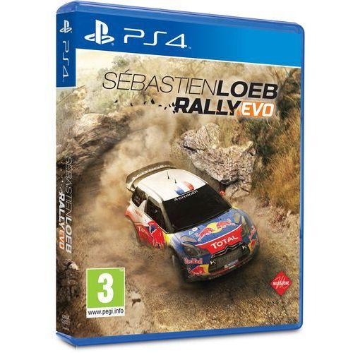 Sebastien Loeb Rally Evo (PS4)