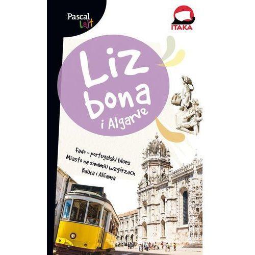 Lizbona i Algarve, Pascal Lajt - Krzysztof Gierak (9788376429717)