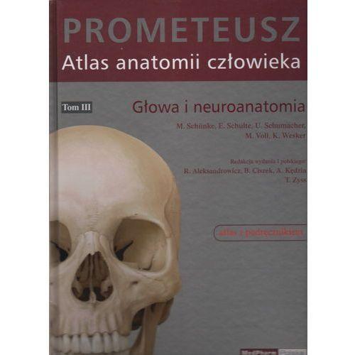 Prometeusz Atlas anatomii Człowieka tom III Nomenklatura łacińska (578 str.)