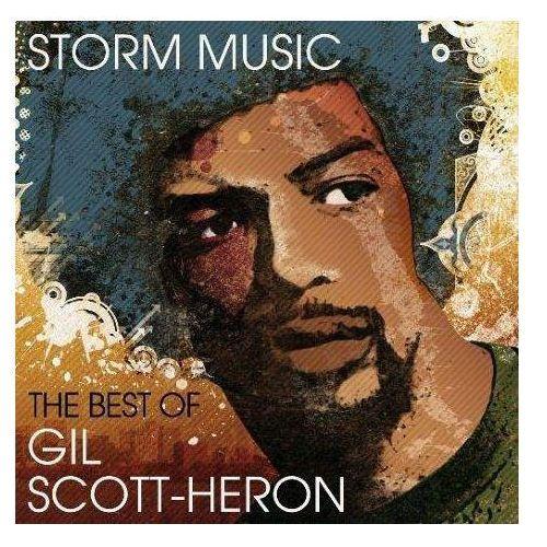 Scott-heron, gil - storm music - the best of marki Sony music