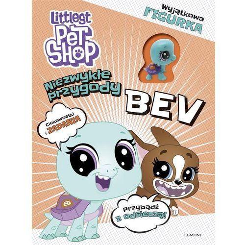 Littlest Pet Shop. Niezwykłe przygody