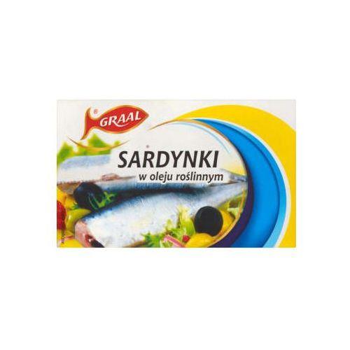 Graal Sardynki w oleju