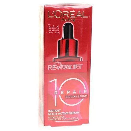 Revitalift 10 Repair Instant Multi-Active Serum - Multi aktywne serum naprawcze do twarzy, 30 ml, Loreal