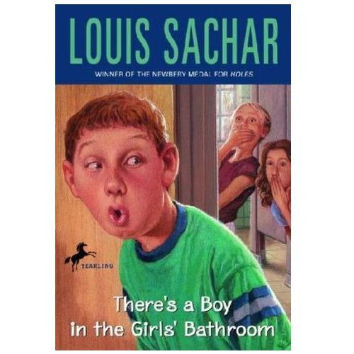 There's A Boy in the Girl's Bathroom (9780394805726)