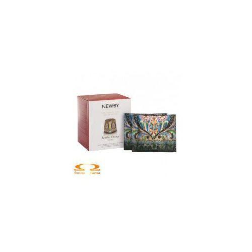 Newby teas of london Herbata newby finest tea collection rooibos orange 37,5g