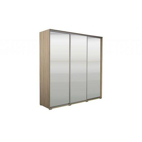 SZAFA PRZESUWNA NR 4Lw 275x245x62cm - produkt z kategorii- szafy ubraniowe