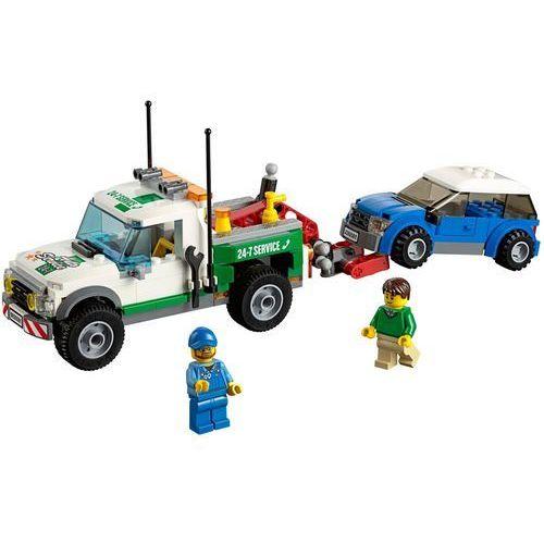 Lego City SAMOCHÓD POMOCY DROGOWEJ 60081 z kategorii: klocki dla dzieci