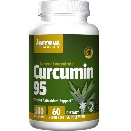 Jarrow formulas curcumin 95 (kurkumina) 500mg - 60 kapsułek wegetariańskich