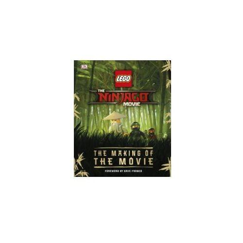 The Lego Ninjago Movie The Making Of The Movie (9780241285466)