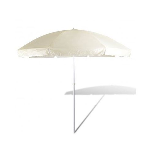 Parasol plażowy, piaskowy żółty (300cm)., vidaXL z VidaXL