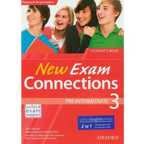 New Exam Connections 3. Pre-intermediate Students Book (+ CD), praca zbiorowa
