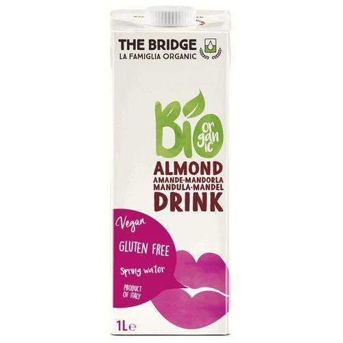 The bridge Napój mleko migdałowe bez glutenu 1l - - eko