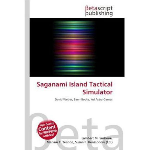 Saganami Island Tactical Simulator (9786131388378)
