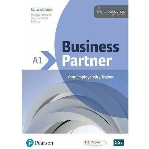 Business Partner A1 CB + Digital Resources PEARSON - Lindsay Warwick, oprawa broszurowa