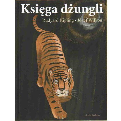 Księga dżungli (9788372783769)