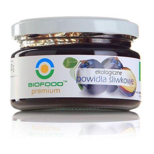 Bio food Powidła śliwkowe 200 g