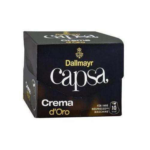 Dallmayr capsa crema d'oro 10 kapsułek