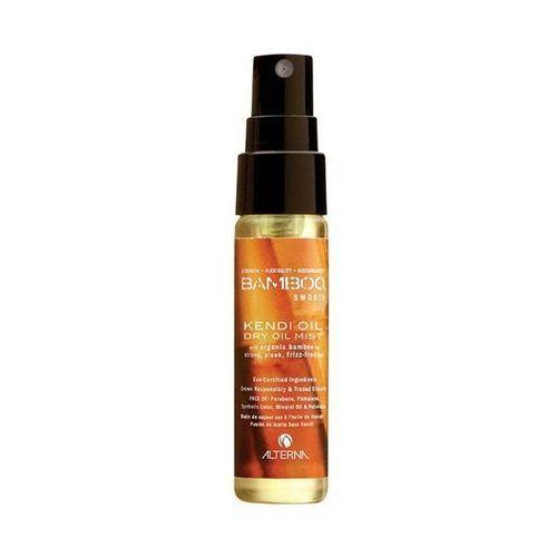 bamboo smooth kendi oil dry oil mist | lekka mgiełka do włosów 25ml marki Alterna