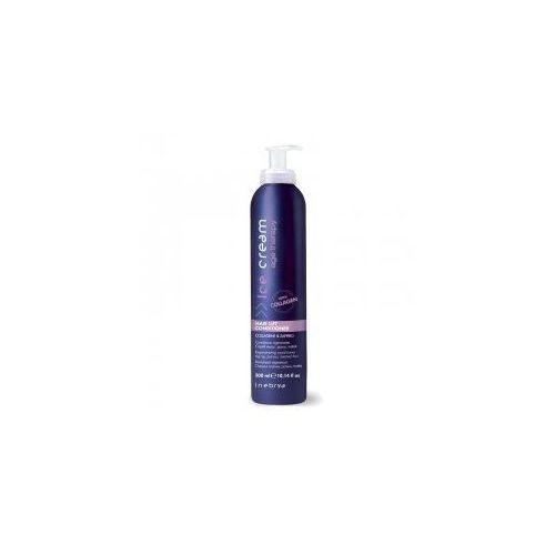 age therapy hair lift, odżywka odbudowująca z kolagenem i szafirem, 300ml marki Inebrya